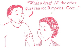 R-rated movies